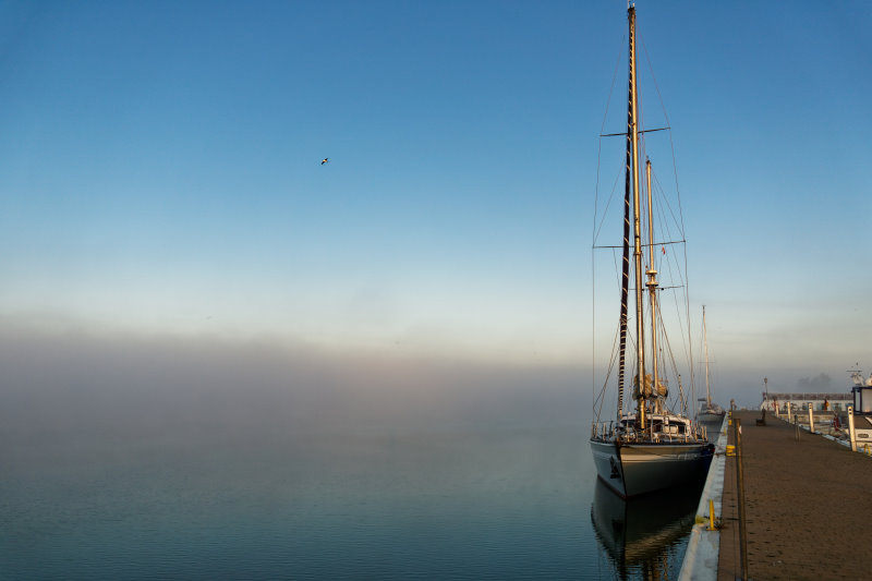 Moby Dick III auf Usedom