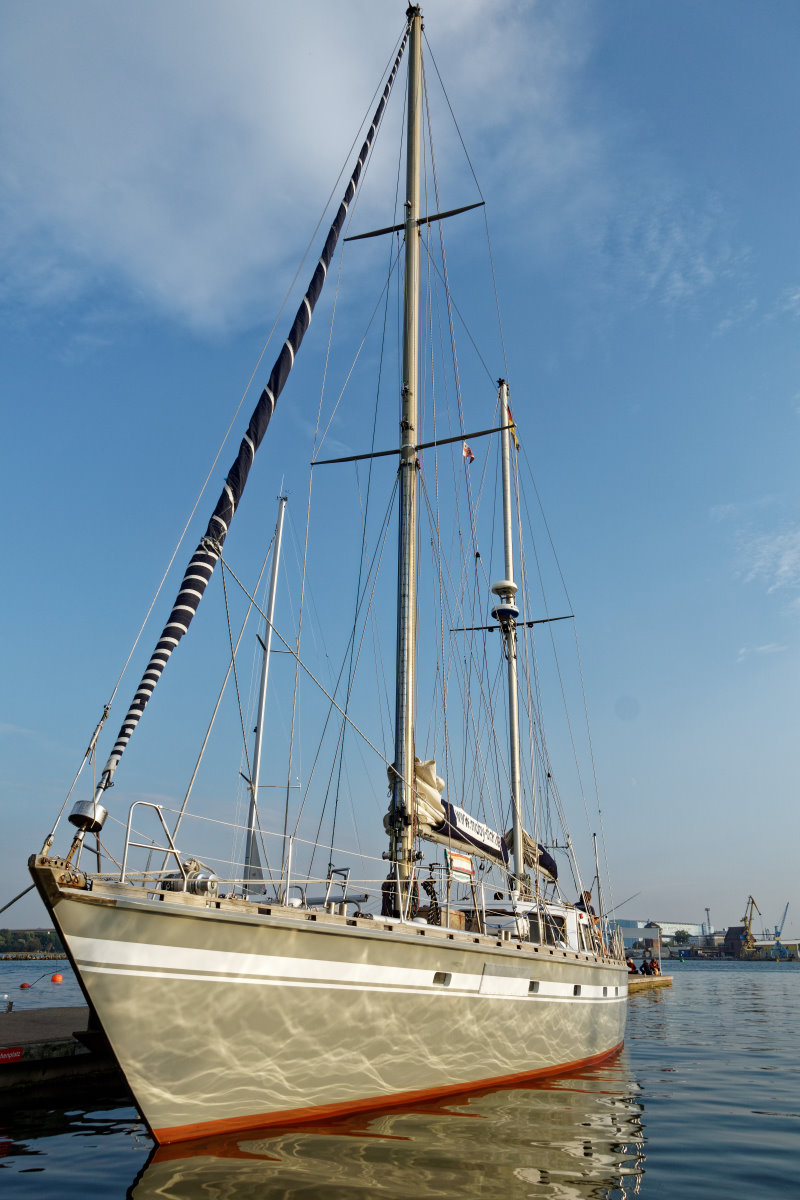 Moby Dick III Stralsund